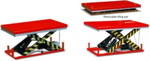 Standart Lift Table Electric