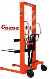hand stacker manual GOZOZ