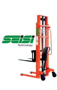 hand stacker manual seisi