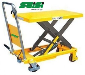 lift table manual SEISI